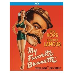 My favorite brunette (1947/blu-ray) BRK21600
