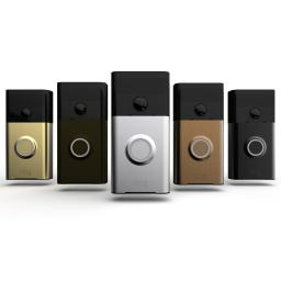 Ring Wi-Fi Enabled Video Doorbell Motion Activated Camera and Two Way Audio