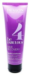 Revlon Be Fabulous Hair Recovery Step 4 Keratin Conditioner 8.45 Fl Oz.
