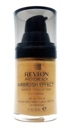 Revlon PhotoReady Airbrush Effect Makeup SPF20 010 Caramel 1 Fl Oz.