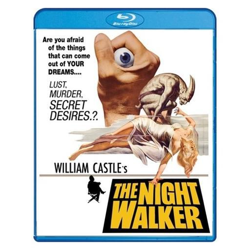 Night walker (blu ray) (ws/1.85:1) VENRE8IEM6IEBHND