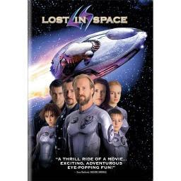 LOST IN SPACE 1998 (DVD/PLATINUM/WS/DUAL/L/CAST BIOS/MUSIC VIDEO) 794043466724