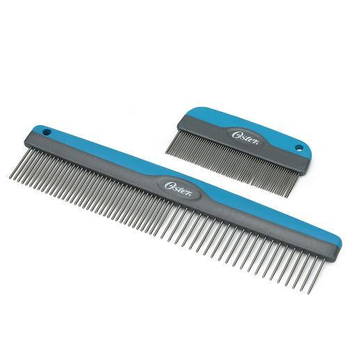 Oster 078298-204-000 Clean & Healthy Comb Set for Dogs 1MD1EQWAVAHGREMT