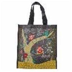 Christian Art Gifts 361354 Totebag-non-woven-love Grows & Love One Another Deeply Tote Bag
