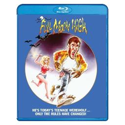Full moon high (blu ray) (ws1.85:1/eng) BRSF18653
