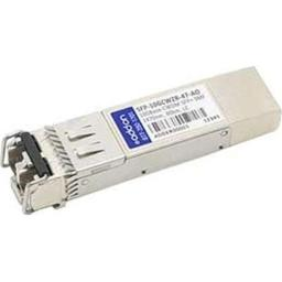 Add-On-Computer Peripherals SFP-10GCWZR-47-AO 1470 mm MRV Compatible Small Form-Factor Pluggable Plus XCVR Transceiver