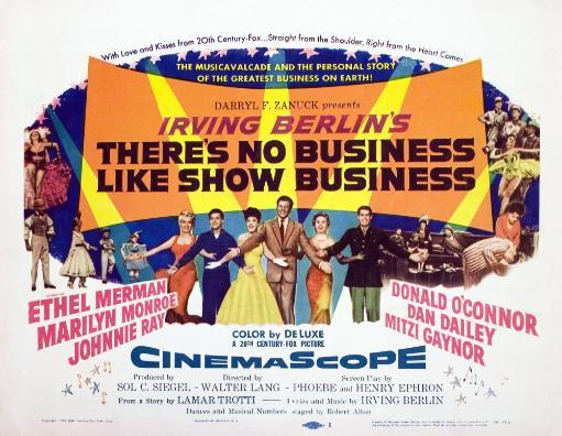 There'S No Business Like Show Business Movie Poster Masterprint PKMBFPLPZDF9RBWL
