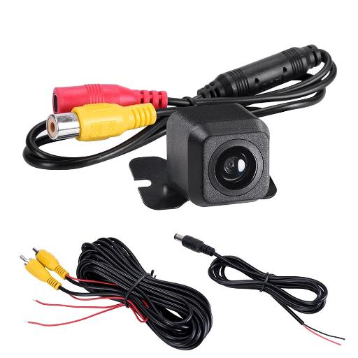 Yescom Universal Car Rear View CMOS Reverse Backup Parking Camera 480TVL Waterproof
