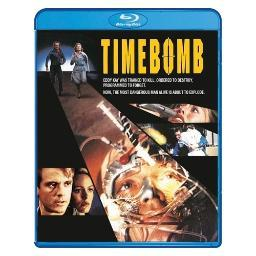 Timebomb (blu ray) (ws/1.85:1) BRSF17886
