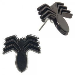 Spider-Man Logo Earrings