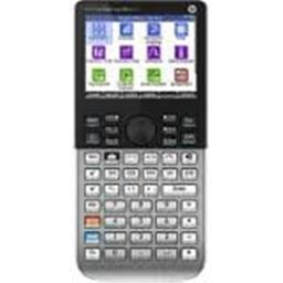HP G8X92AANo.ABA Prime Graphing Calculator - Black & Silver
