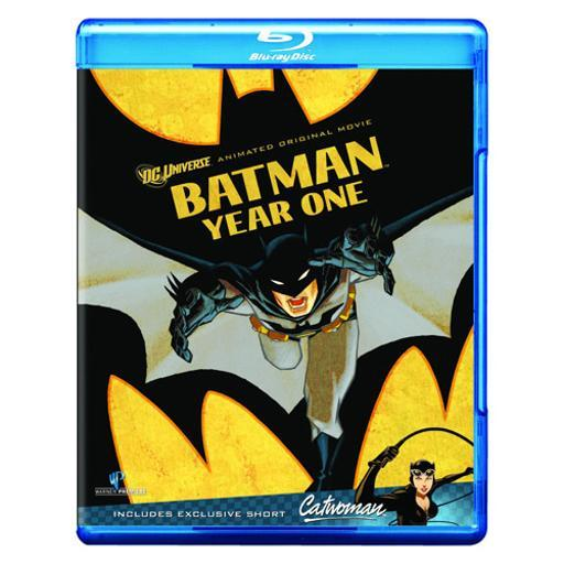 Batman year one (blu-ray/dvd/mfv) 9GCYTVWLPLUP2KUM