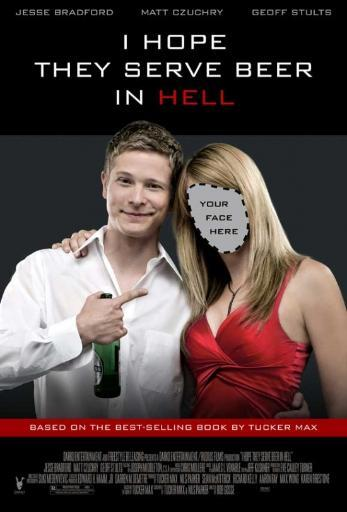 I Hope They Serve Beer in Hell Movie Poster (11 x 17) 3WFRVI4IPUKJN5BQ