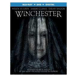 Winchester (blu ray/dvd w/digital) BR54188