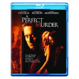 Perfect murder (blu-ray) BR280732