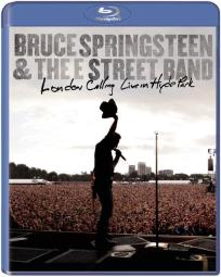 London calling - live in hyde park