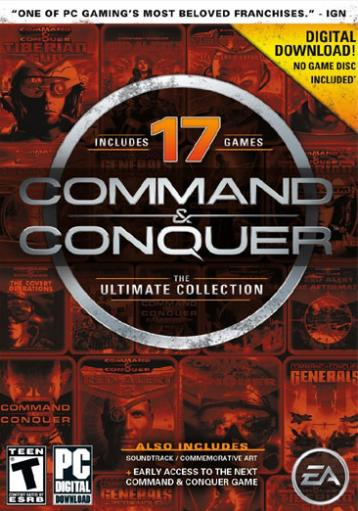 Command & conquer: the ultimate collection 1288861