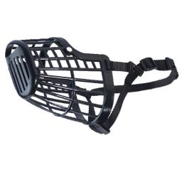 Pet Pals ZA693 09 17 Guardian Gear Basket Muzzle Xlg 15 In Black