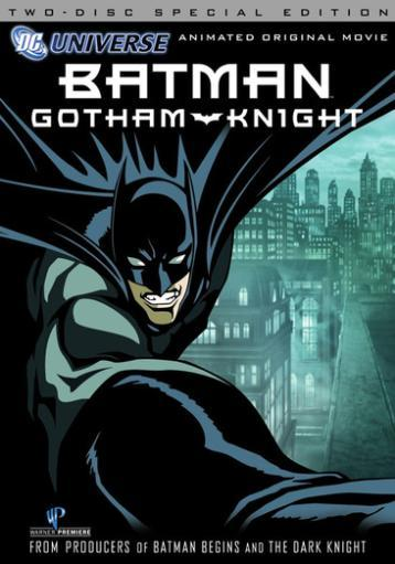 Batman gotham knight (dvd/2 disc/collectors edition/ws/16:9 transfer) Z86ZWCNAASNZWWLU