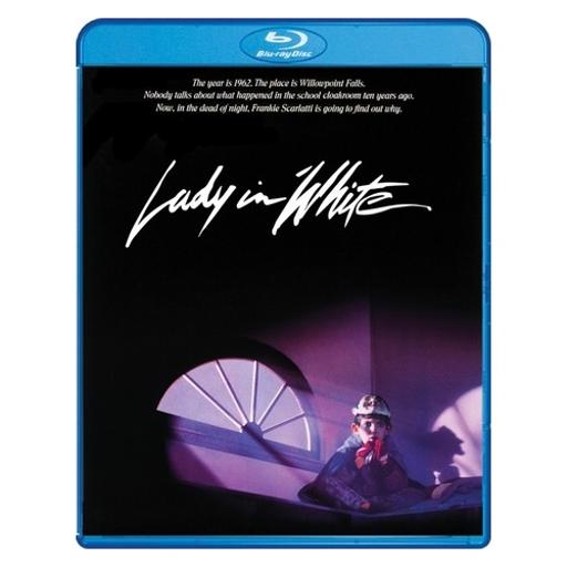Lady in white (blu ray) (ws) JML449SZPVYQFDOC