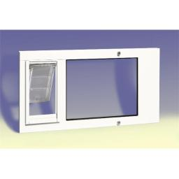 Patio Pacific 07PPC06 EW Thermo Sash 3e Number 06 - white  31 inches-34 inches