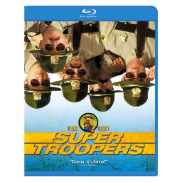 Super troopers (blu-ray/eng-fr-sp sub/sac) BR2252594
