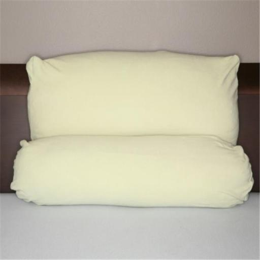 Living Health Products RBP-003-14S Multi Position Pillow Cover, Fiber Green