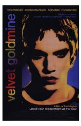 Velvet Goldmine Movie Poster (11 x 17) MOV205103