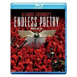 Endless poetry (blu-ray/a jorodowsky) BR10649
