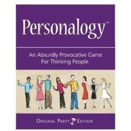 Continuum Games 21850 Personalogy - An Absurdly Provocative Game for Thinking People