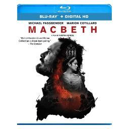 Macbeth (blu-ray/ultraviolet) BR62255