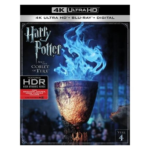 Harry potter & the goblet of fire (blu-ray/4k-uhd/digital hd) ZRGDTHEEATZSWR1M