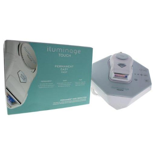 Iluminage W-SC-4133 Touch Permanent Hair Reduction for Women QJDRMB9DDP230UKV