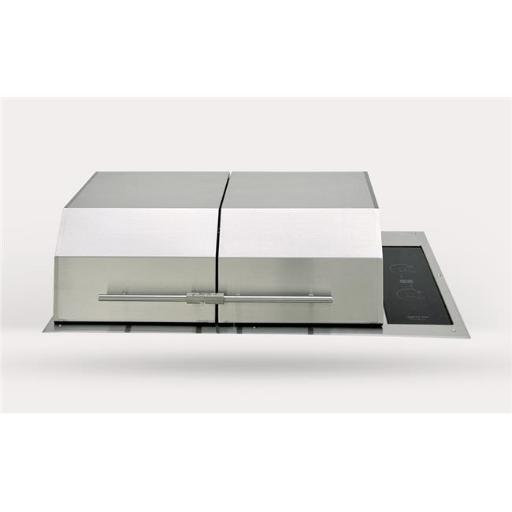 Kenyon B70400WH Texan Electric Grill, Stainless Steel