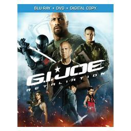 Gi joe-retaliation blu ray/dvd combo w/digital copy BR147484
