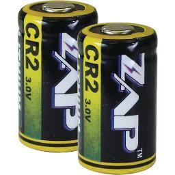 PSP PRODUCTS CR2-3 PSP ZAP CR2 BATTERIES LITHIUM 3-PACK