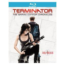 Terminator-sarah connor chronicles-1st season (blu-ray/3 disc/ws/eng-sub) BR39702