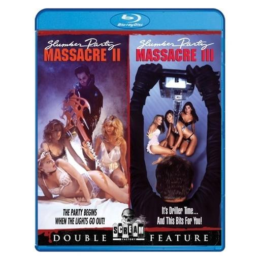 Slumber party massacre ii & slumber party massacre iii (blu ray/2discs/ws) VLRF0JZEAPVCTI1W