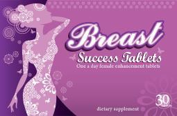 Fullthrottle On Demand Breast Success Tablets, 30 Count