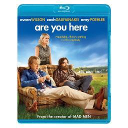 Are you here (blu ray) (ws/16x9)                              nla BRME15676
