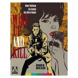 Wake up & kill (blu-ray/dvd/2 disc) BRAV035