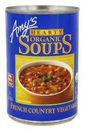 Amy's - Organic Hearty Soup Spanish Rice & Red Bean