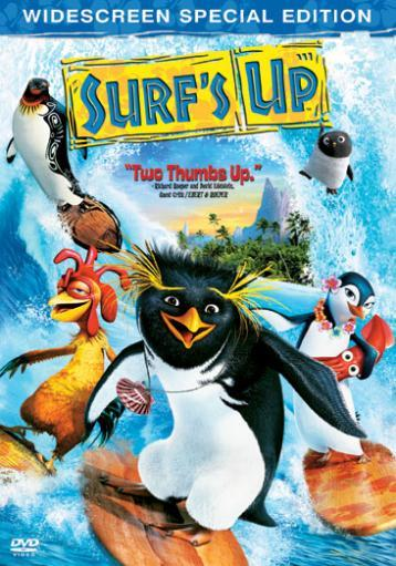Surfs up (dvd/special edition/ws 1.85 a/dd 5.1/eng-sub/fr-sp-both) RKRWPWXSUZ1X2G1X