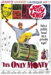 Its Only Money Movie Poster Print (27 x 40) MOVIF2436