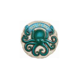 Spoontiques 13233 9 stepping stone  octopus