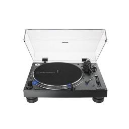 Audio Technica ATLP140XPBK Direct-Drive Professional DJ Turntable