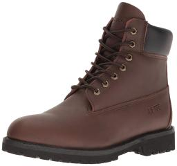 "AdTec Men's 9680 6"" Work Boot Brown"
