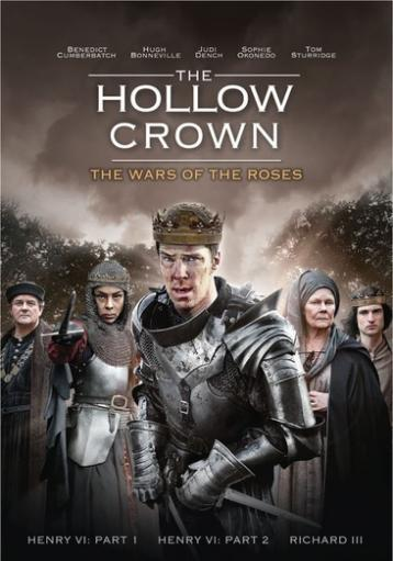Hollow crown-wars of the roses (dvd) (3discs) 05LXPHAVQ8YERE9S