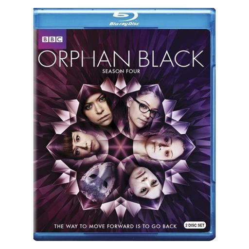 Orphan black-season 4 (blu-ray/2 disc) 1288544