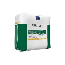 Abena North America RB300216 5.5 x 15 in. 500 ml Abri - Let Fluff Pads without Foil, Normal
